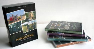 Demensfilm - boxsæt med 4 DVD'er