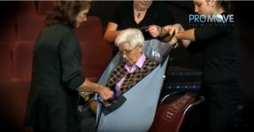 ProMove i Biograf - forflytning til kørestol